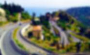 Sicilia, Taormina, Siracusa, Noto, Palermo, Cefalu, Catania, Via Crocefisso
