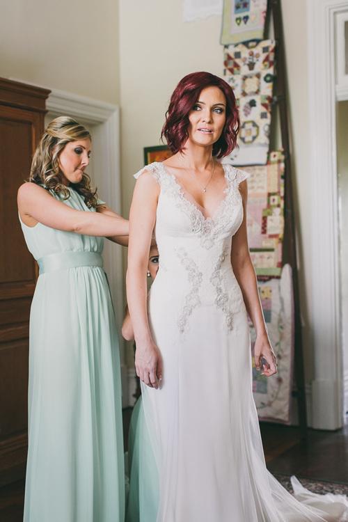 Bridal Hair Styling