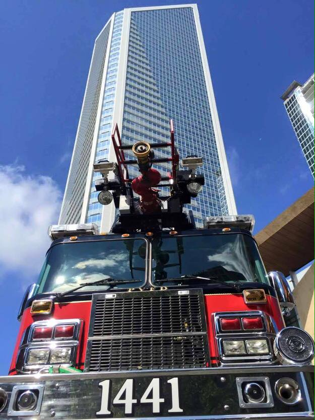 L 1441 @ Duke Energy Stair Climb