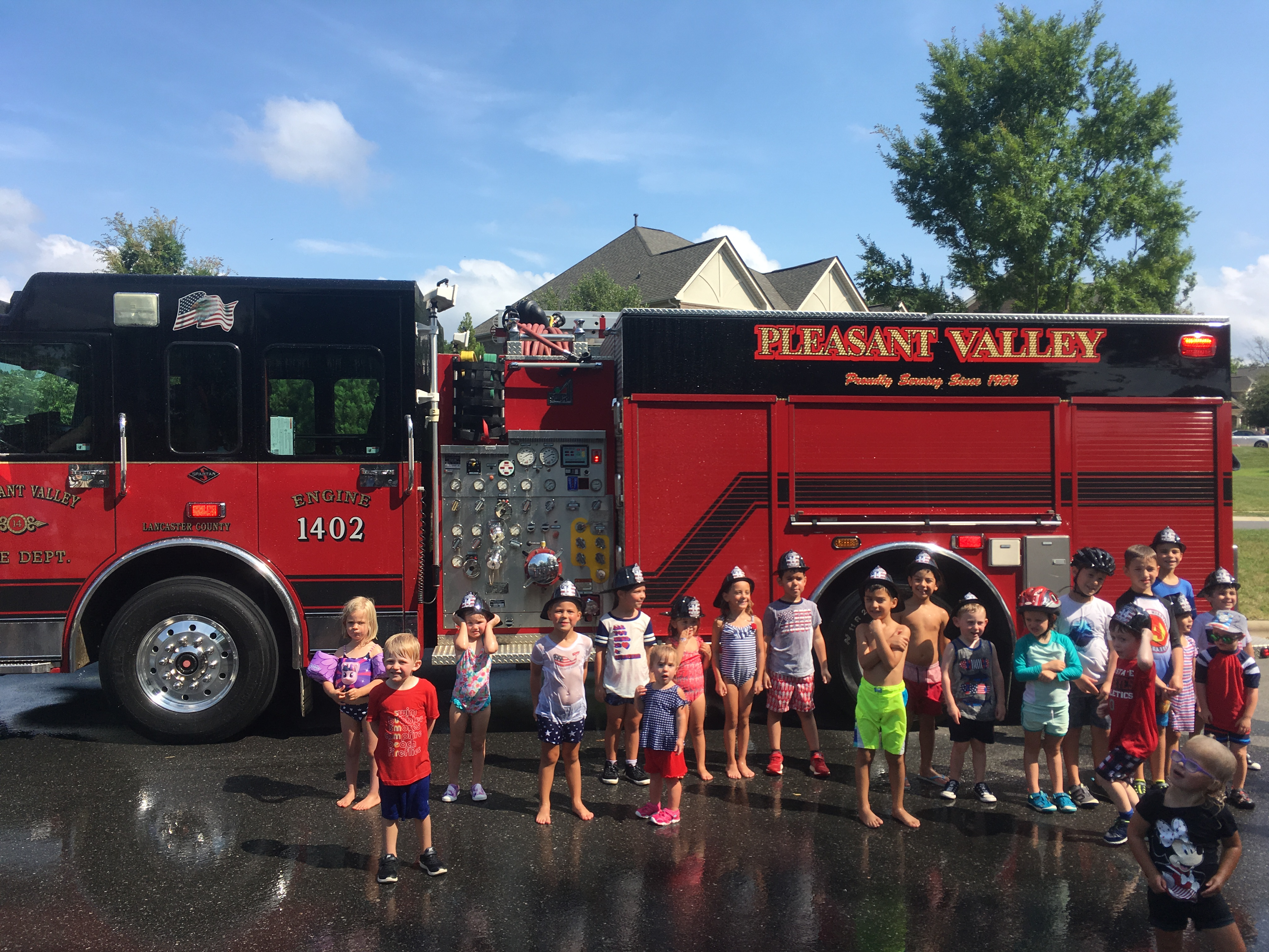 Pleasant Valley Fire Department