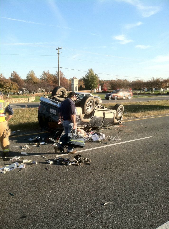 MVA-Roll-Over Hwy 521