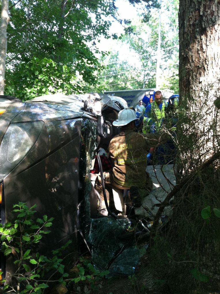 MVA Extrication