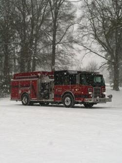 E1401 in the snow 2014