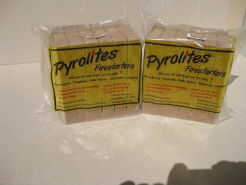 B) Pack Pyrolites Firestarters