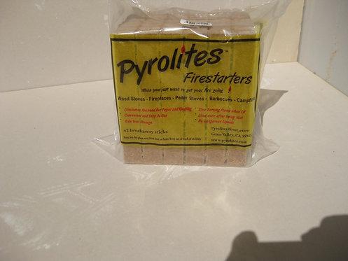 A) Pack Pyrolites Firestarters