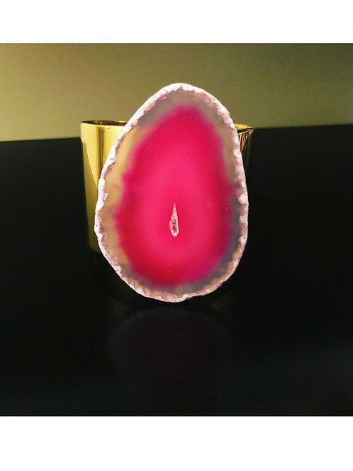Cairo cuff (pink)