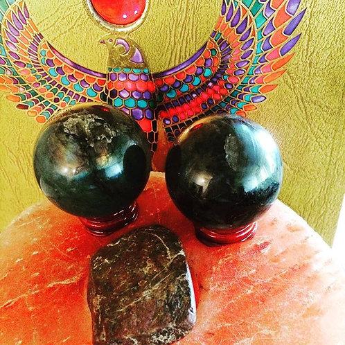 Labradorite Sphere (1)