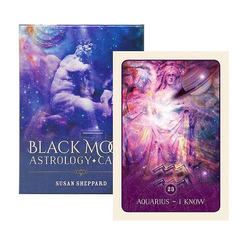 Black Moon Astrology  Oracle Deck