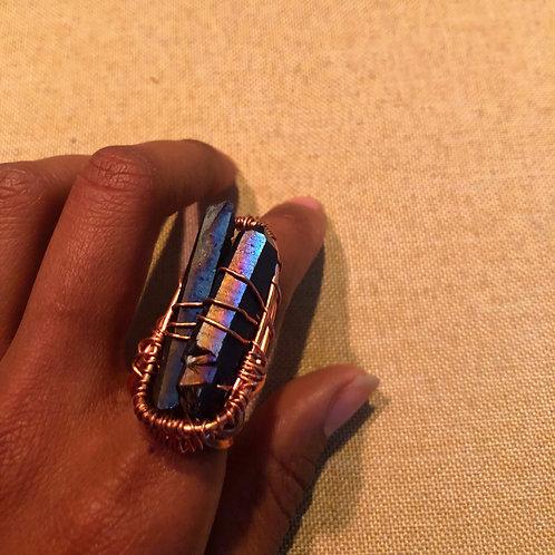 Titanium quartz presence  resizable