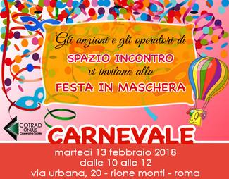 Carnevale a Spazio Incontro
