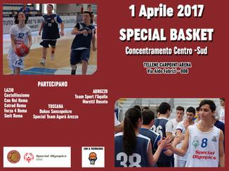 Special Basket 1 Aprile 2017