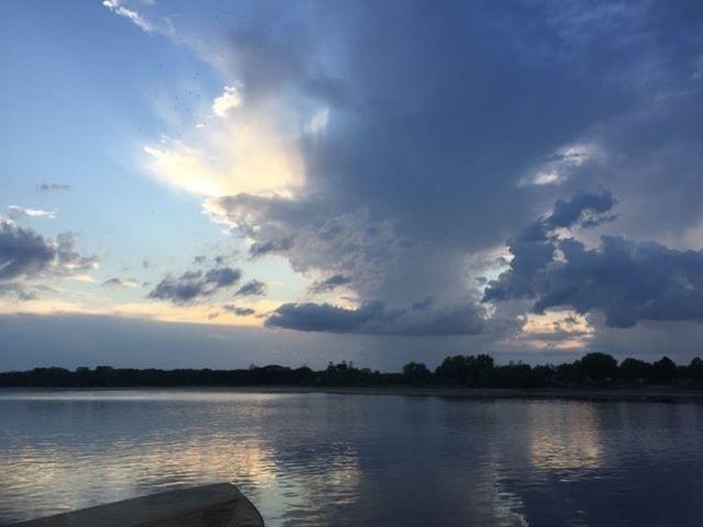 Sunset over Buffalo
