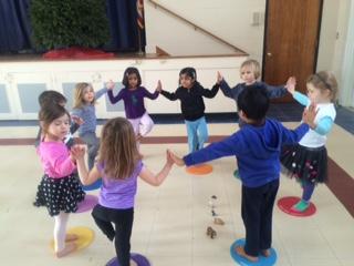Pure Fun - Yoga Class