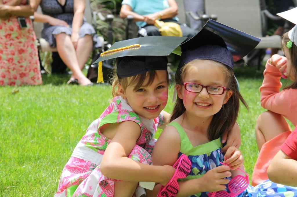 5 year old graduation