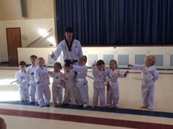 Pure Fun - Karate class