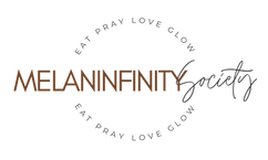 logo Melaninfinity Magazine