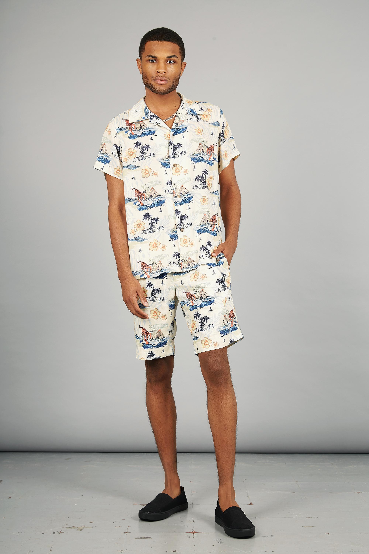 SPINDRIFT Shirt surf - BOBBY Shorts surf