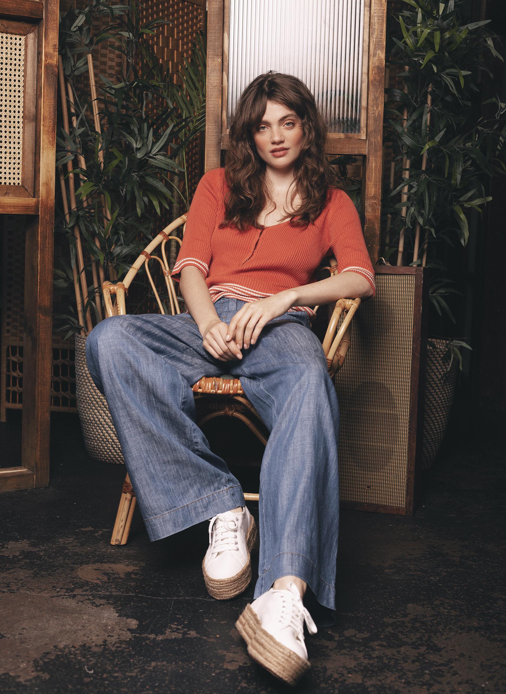 UTARA top - DROVER trousers