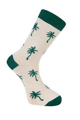 Palm Tree Socks
