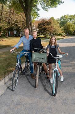 Wheaton, Illinois Family Outing Portrait