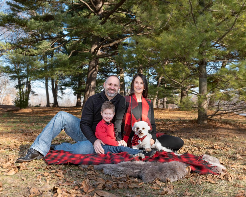 Family Portrait Danada Life