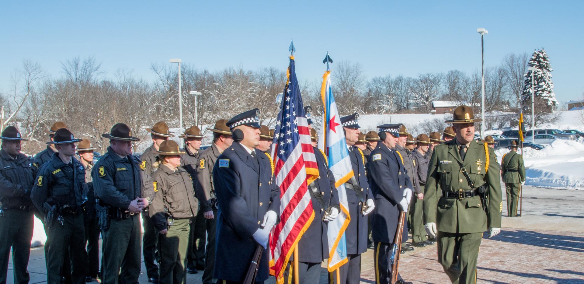 Lt. Rich Kozik Memorial Illinois State Police