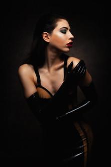 Model: Constanze Penelope Querida