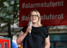 Mirjam Schmidt / Sprecherin für Kunst & Kultur / Bündnis90-die Grünen / Hessischer Landtag