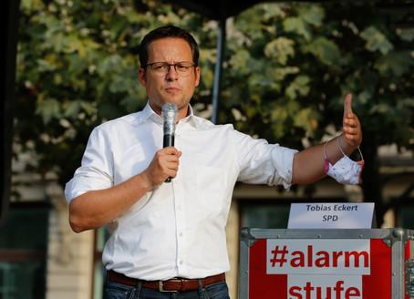 Tobias Eckert / SPD / Hessischer Landtag