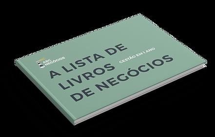 lista de livros de gestão