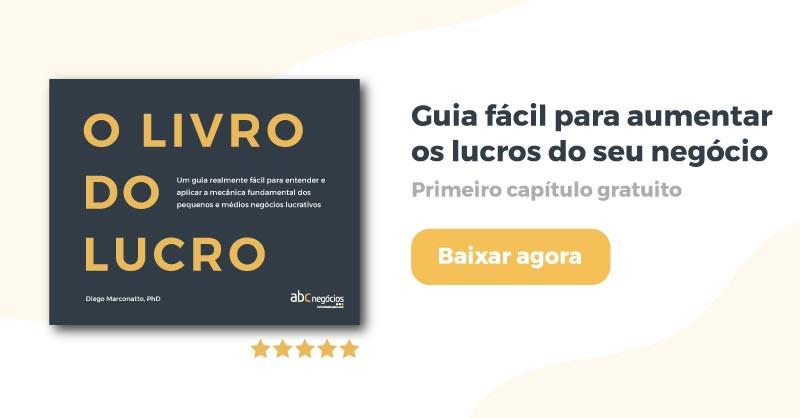 Livro do Lucro, livro para aumentar lucros, aumentar lucratividade
