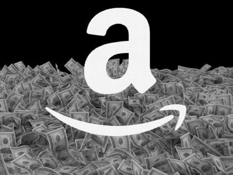 Porque a Amazon cresce tão rapidamente?