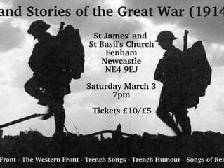 Songs & Stories of the Great War