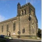St James' & St Basil's Church, Fenham