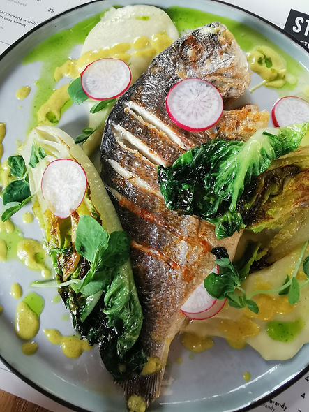 Ryba restauracja tarnowskie góry