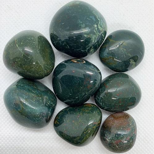 Bloodstone Tumbled stone