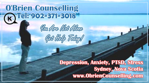 Get help with depression, anxiety or stress in Cape Breton