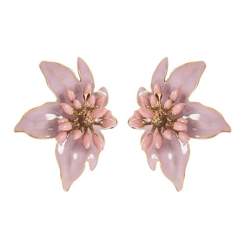Orecchini flowers Clorofilla