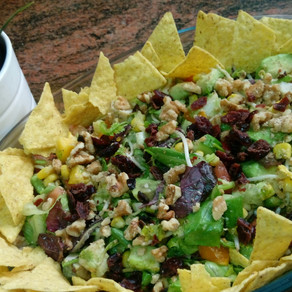 GUACOMOLE, TEX MEX & AVACADO SALADS