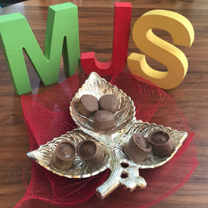 PAAN FLAVOURED CHOCOLATES