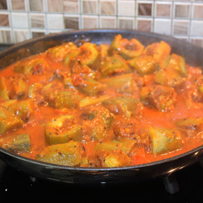 Karela Shak/Curry (Bitter Gourd)