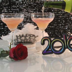 ROSE SUNSET - Colourful Refeshing Mocktail
