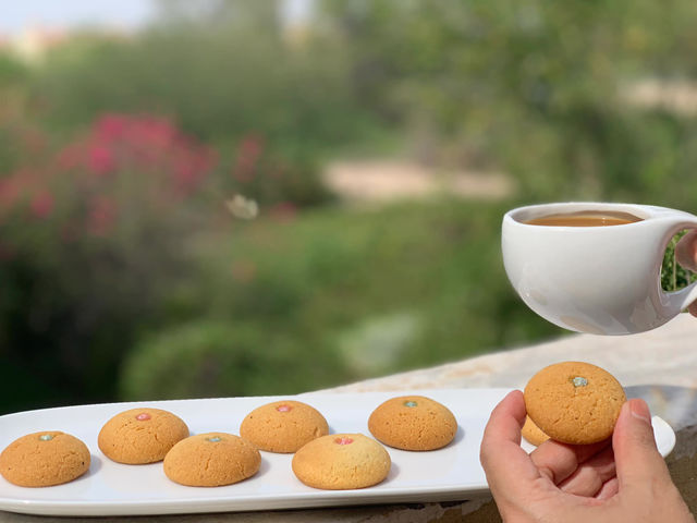 NANKHATAI Traditional Indian biscuits