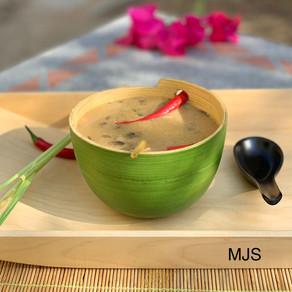 LEMONGRASs, TOFU & MUSHROOM SOUP-INSTANT POT