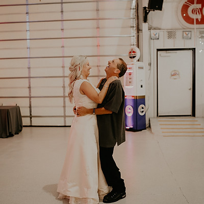 F&G Wedding Day
