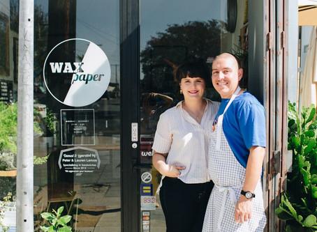 Meet Wax Paper!