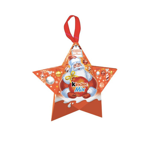 Вкусные детские подарки на новый год
