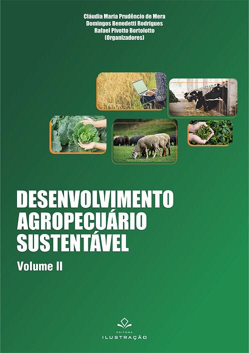 Livro - Desenvolvimento Agropecuário Sustentável
