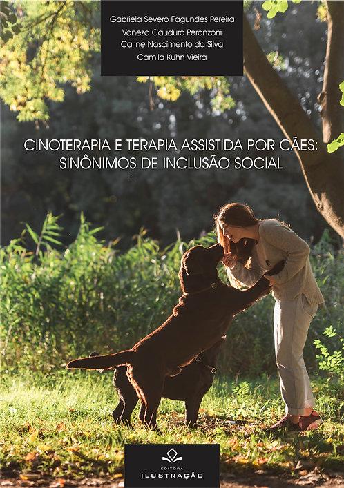 Livro - Cinoterapia e Terapia Assistida por Cães...