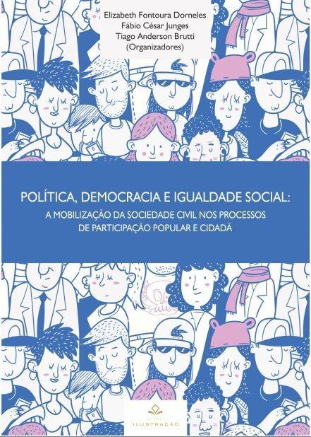 Livro - Política, Democracia e Igualdade Social
